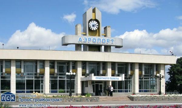 в Липецком аэропорту